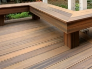 Composite Decking Bench Seat