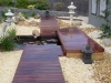 Deck With Water Feature