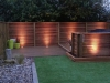 Decking With Up Lights