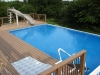 Full Pool Decking Area