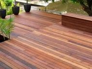 Ironbark Timber Deck