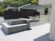 Large Outdoor Decking Area 2