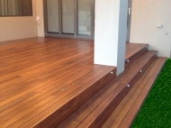 Merbau-Closed-Rise-Staircase-With-Deck-Lights-North-Ryde-Sydney