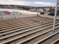 Rooftop Decking Preparation