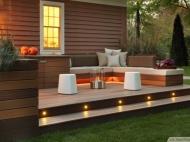 Soft Deck Lighting