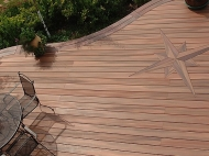 Inlaid Feature Decking