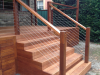 Gorgeous Decking Stairs