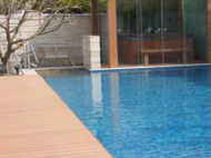Light Deck with Pool