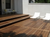 Hardwood Timber Deck