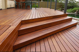 Australian Grey Ironbark Decking