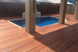 Northern box Decking