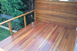 Spotted Gum Decking