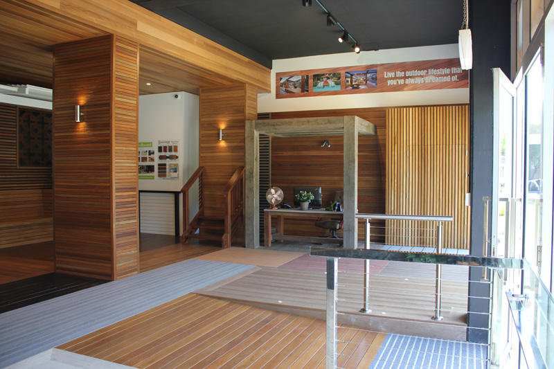 Decking Sydney Showroom