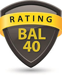 Rating Bal 40
