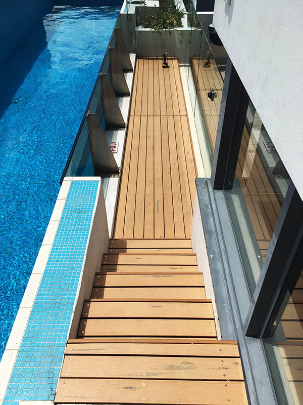 About us decking sydney for Pool showrooms sydney