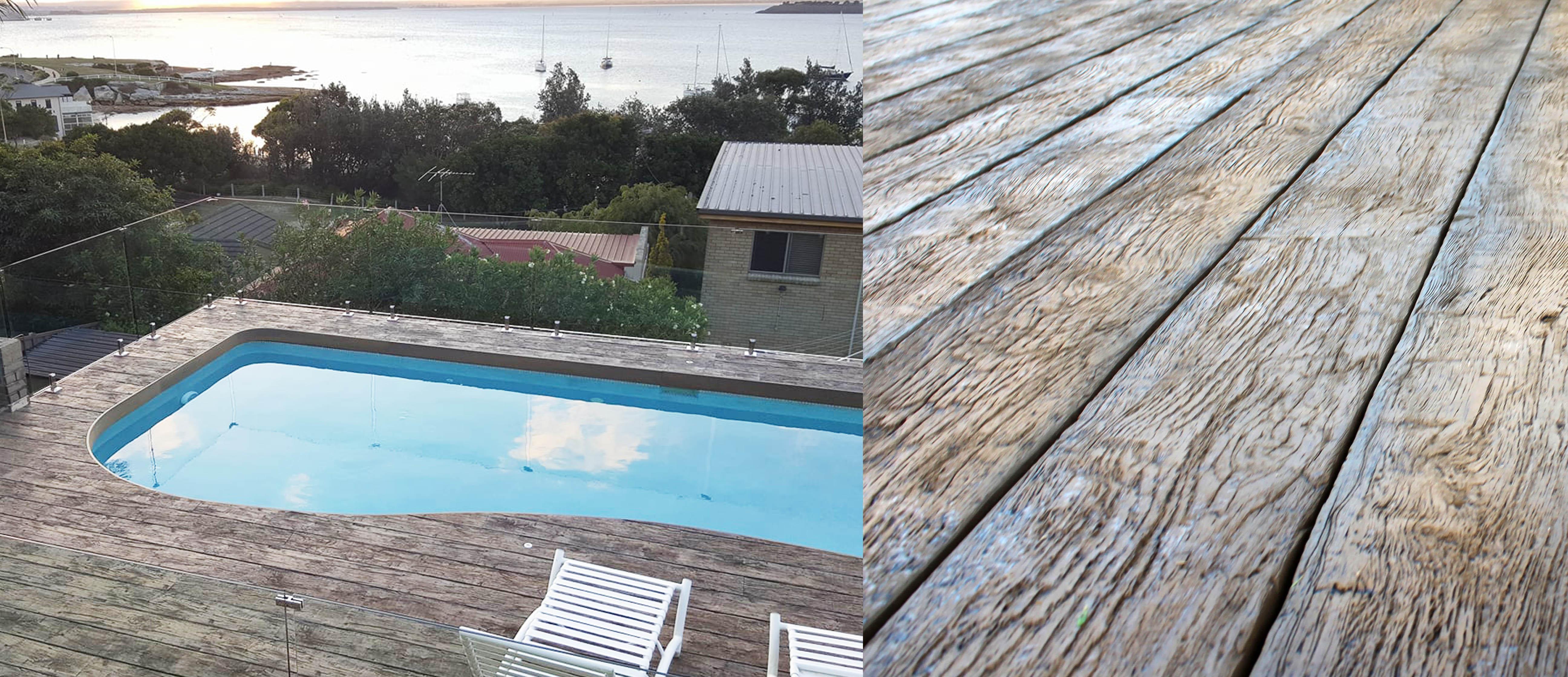 millboard weather pool