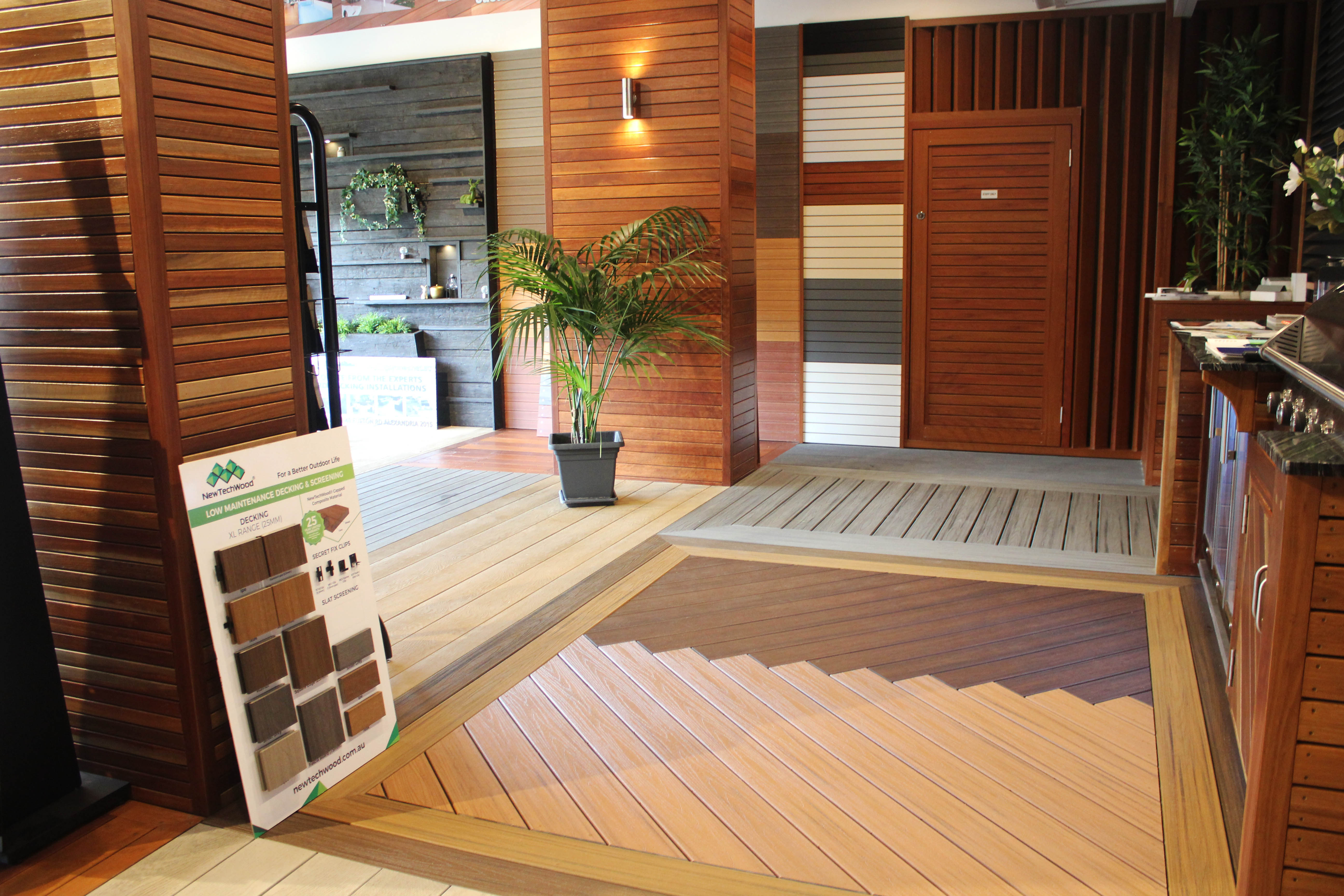 Decking Showroom Sydney
