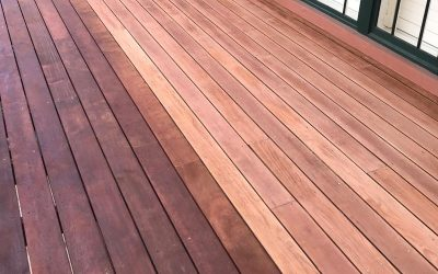The Importance of Deck Sanding and Oiling