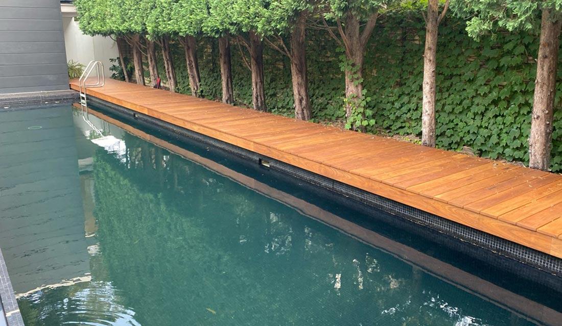 Deck Sanding & Sealing